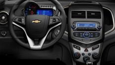 Фото салона Chevrolet Aveo