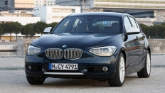Фото экстерьера BMW 1-Series xDrive Базовая