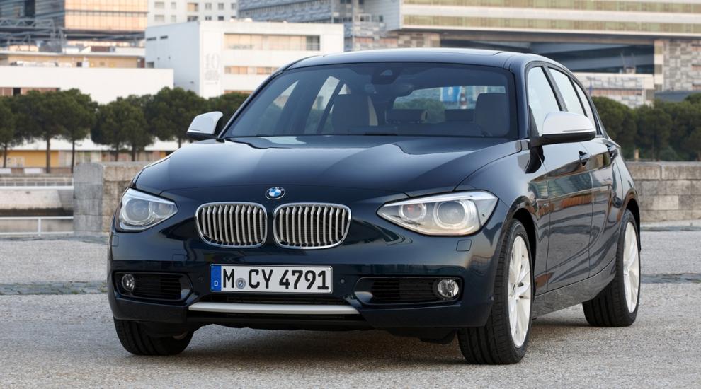Фото экстерьера BMW 1 Серия