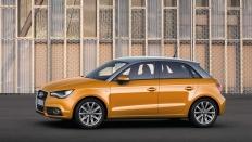 Фото экстерьера Audi A1 Sportback