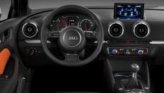 Фото салона Audi A3 хэтчбек