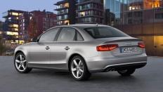 Фото экстерьера Audi A4