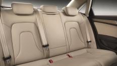 Фото салона Audi A4