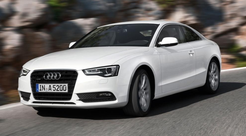 Фото экстерьера Audi A5 купе