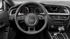 Фото салона Audi A5 купе