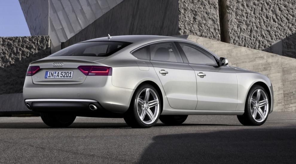 Фото экстерьера Audi A5