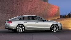 Фото экстерьера Audi A5 хэтчбек