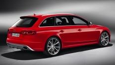 Фото экстерьера Audi RS4 Avant