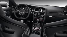 Фото салона Audi RS4 Avant