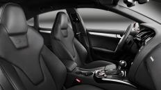 Фото салона Audi S5 хэтчбек