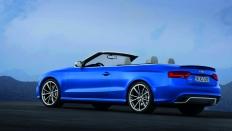 Фото экстерьера Audi RS5 кабриолет