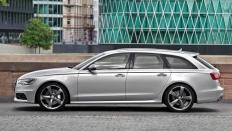 Фото экстерьера Audi A6 универсал