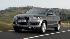 Фото экстерьера Audi Q7