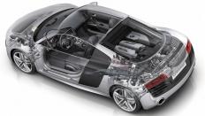 Фото экстерьера Audi R8