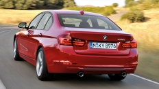 Фото экстерьера BMW 3-series (БМВ 3 серии) Седан / 320i xDrive M Sport<br><span> 2.0 / 184&nbsp;л.с. / Автомат&nbsp;(8&nbsp;ст.) / Полный привод</span>