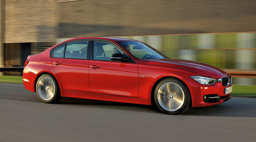 Фото экстерьера BMW 3-series седан