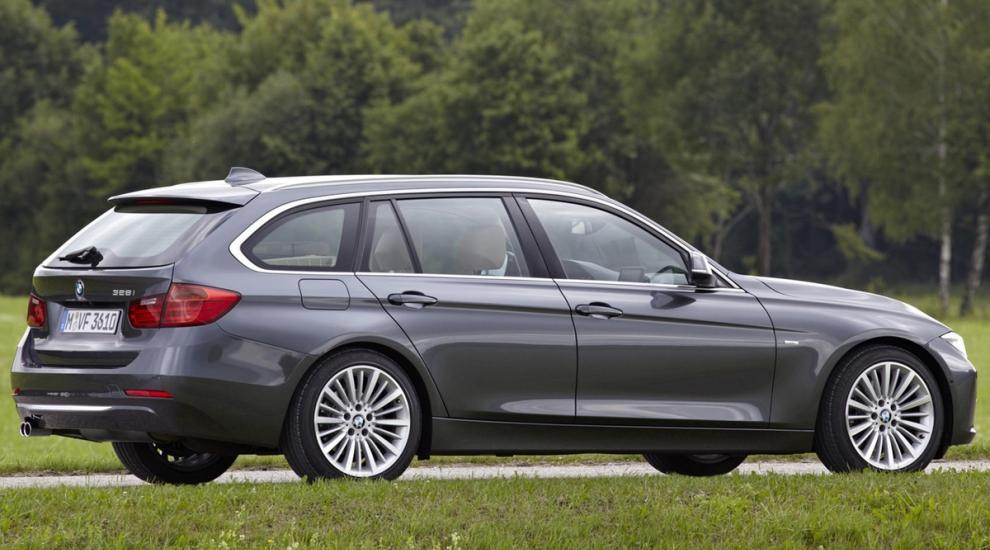 Фото экстерьера BMW 3-series универсал