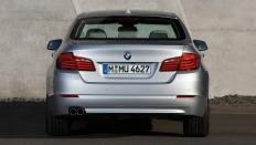 Фото экстерьера BMW 5-series