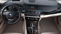 Фото салона BMW 5-series