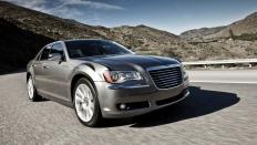Фото экстерьера Chrysler 300C