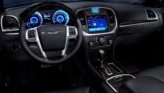 Фото салона Chrysler 300C