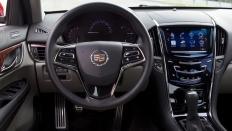 Фото салона Cadillac ATS (Кадиллак АТС) / 2.0T RWD, AT, Luxury<br><span> 2.0 / 276&nbsp;л.с. / Автомат&nbsp;(6&nbsp;ст.) / Задний привод</span>