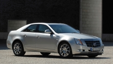 Фото экстерьера Cadillac CTS седан RWD