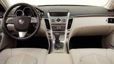 Фото салона Cadillac CTS седан RWD