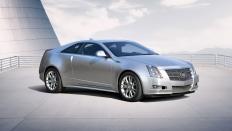 Фото экстерьера Cadillac CTS купе / задний привод