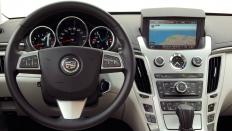 Фото салона Cadillac CTS купе / задний привод