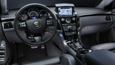 Фото салона Cadillac CTS-V