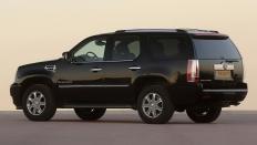 Фото экстерьера Cadillac Escalade