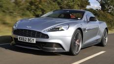Фото экстерьера Aston Martin Vanquish