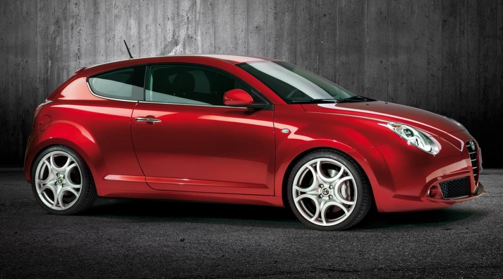 Фото экстерьера Alfa Romeo MiTo