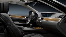 Фото салона Lexus GS