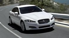Фото экстерьера Jaguar XF