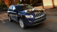 Фото экстерьера Jeep Compass