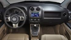 Фото салона Jeep Compass