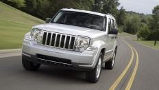 Фото экстерьера Jeep Cherokee