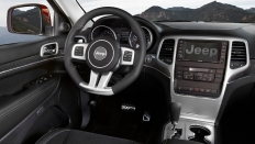 Фото салона Jeep Grand Cherokee SRT8