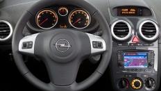 Фото салона Opel Corsa