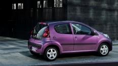 Фото экстерьера Peugeot 107