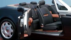 Фото салона Rolls-Royce Phantom