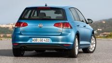 Фото экстерьера Volkswagen Golf VII