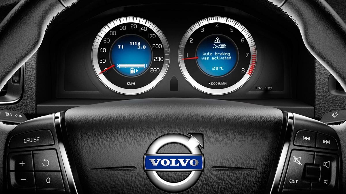 Русификация volvo xc90
