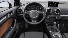 Фото салона Audi A3 седан