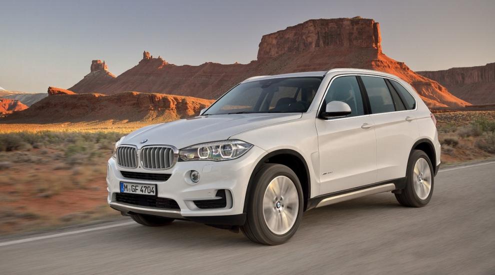 Фото экстерьера BMW X5