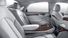 Фото салона Audi A8