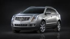 Фото экстерьера Cadillac SRX (Кадиллак СРХ) / 3,6 Top<br><span> 3.6 / 318&nbsp;л.с. / Автомат&nbsp;(6&nbsp;ст.) / Полный привод</span>