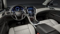 Фото салона Cadillac SRX (Кадиллак СРХ) / 3,6 Top<br><span> 3.6 / 318&nbsp;л.с. / Автомат&nbsp;(6&nbsp;ст.) / Полный привод</span>